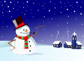 que dit un bonhomme de neige lorsqu il rencontre un autre bonhomme de neige