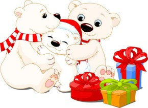 Le Noël de Lulu l'ours polaire