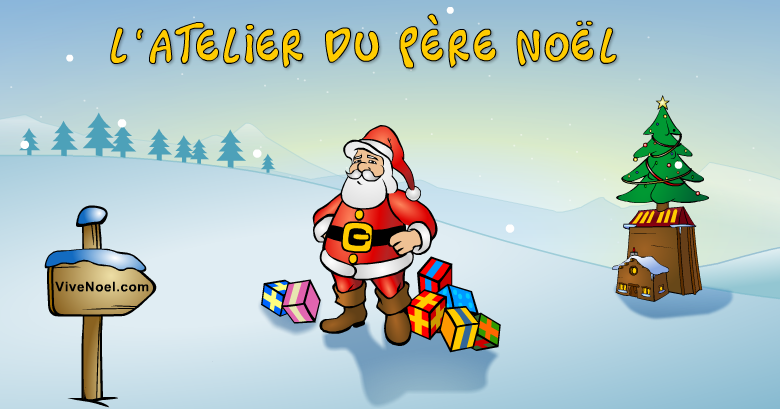 ViveNoel Le Pre Nol Jeux Contes De Etc