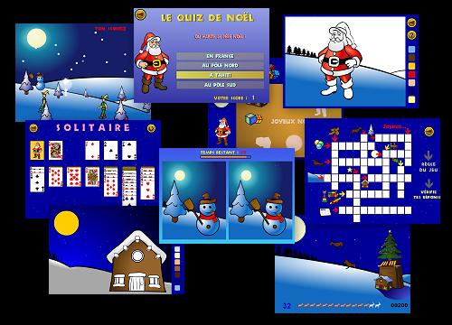 Du 1er au 24 Décembre, chaque jour une nouvelle surprise : jeu, dessin intéractif, quiz, loisir créatif, puzzle, etc