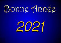 Bonne année 2020 ! - Carte de voeux virtuelle