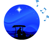 Douce Nuit, belle nuit - Chanson de Noël