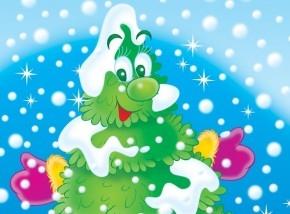 Le petit sapin de Noël - Conte de Noël