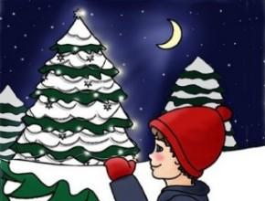 Le Noël de P'tite Pomme - Conte de Noël