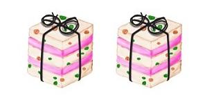 Nougat cadeau